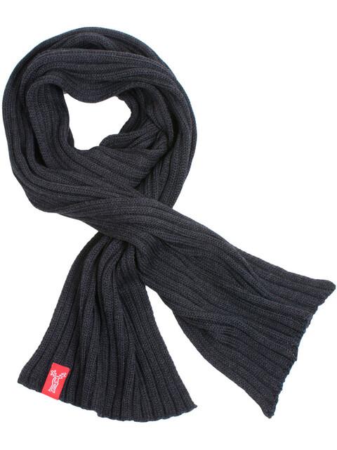 Elkline Schaldicht sjaal Heren zwart
